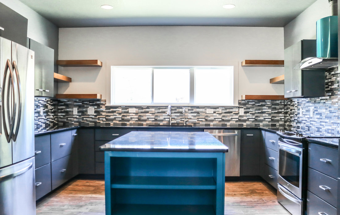 Modern Kitchen Atascosa