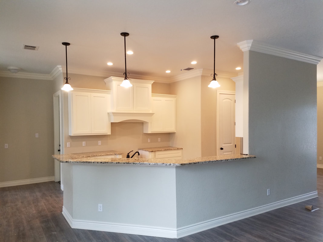 Custom Kitchen By Russell Rodriguez of South Texas